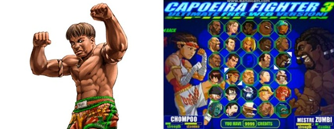 Fatal Fury Capoeira Fighter 3