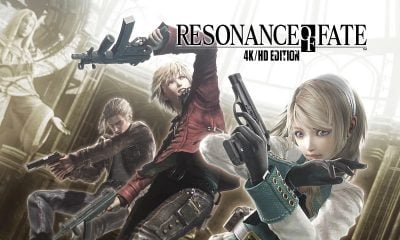 เกม Resonance of Fate 4K / HD Edition