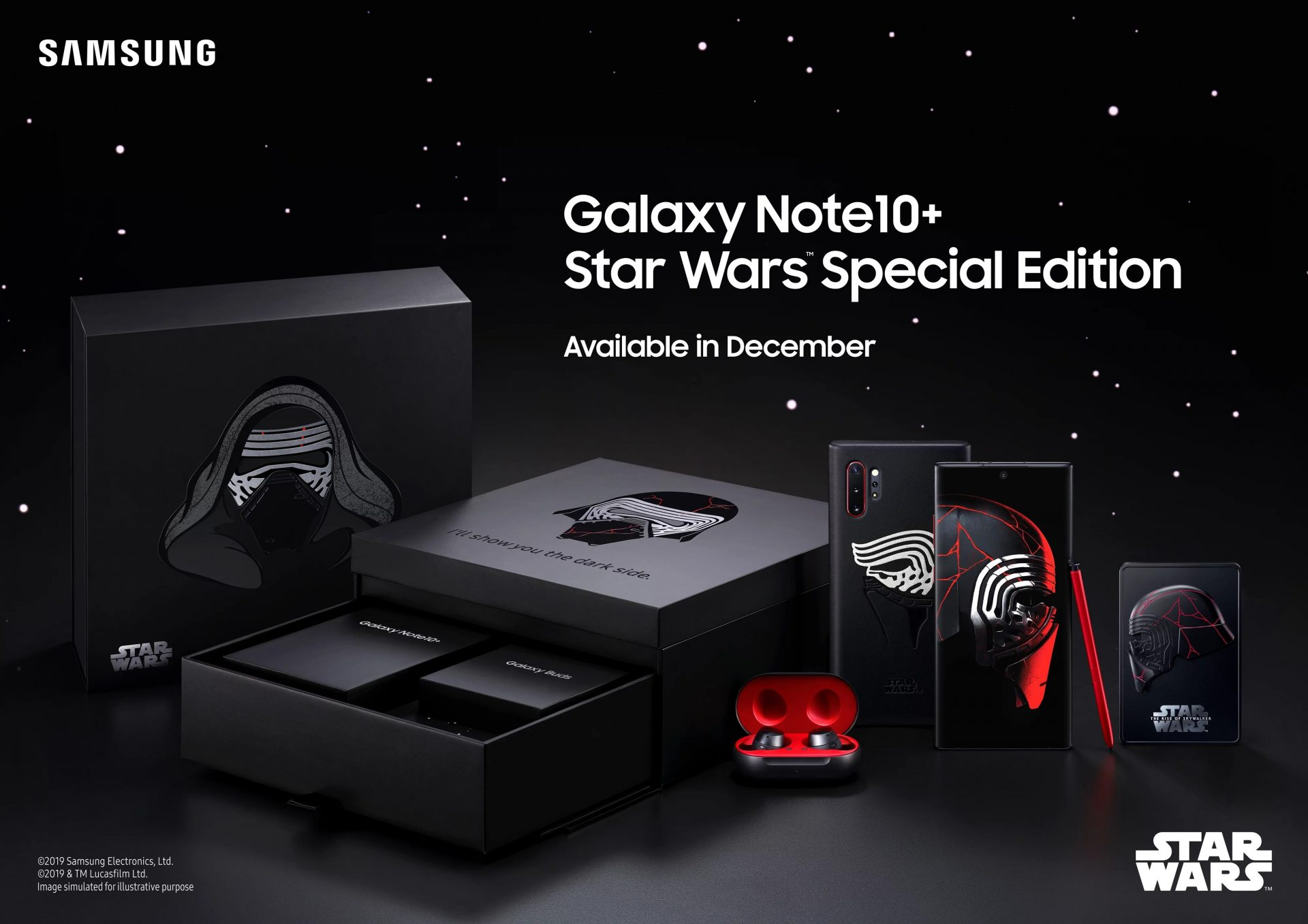 Galaxy Note 10+ Star Wars Special Edition