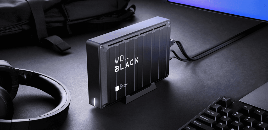 WD_Black™ D10 Game Drive