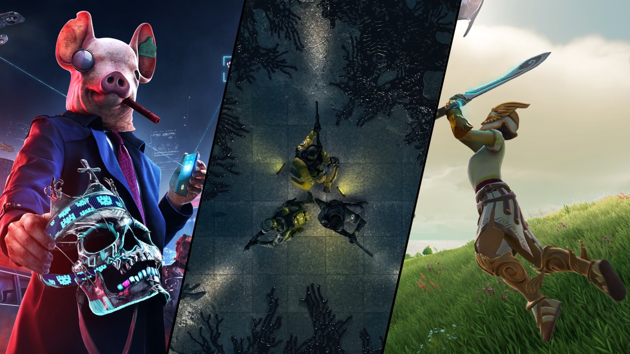 เกม Gods & Monsters , Watch Dogs: Legion และ Rainbow Six: Quarantine