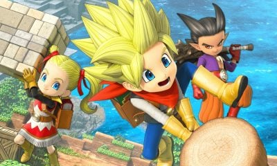 เกม Dragon Quest Builders 2