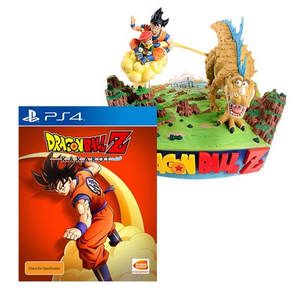 Dragon Ball Z Kakarot Release Date and Collector's Edition