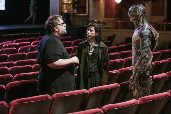 Guillermo del Toro กำกับ The Shape of Water