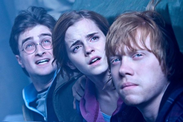 Harry Potter and The Deathly Hollows Part 2(2011)