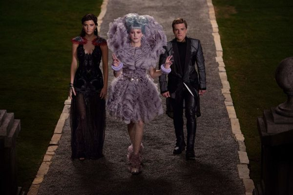Hunger Games: Catching Fire (2014)