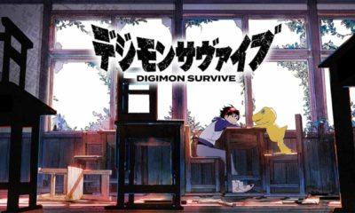เกม Digimon Survive