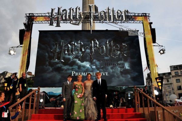 Harry Potter and the Deathly Hallows: Part 2 ปิดตำนาน harry potter