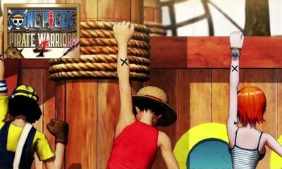 เกม One Piece: Pirate Warriors 4