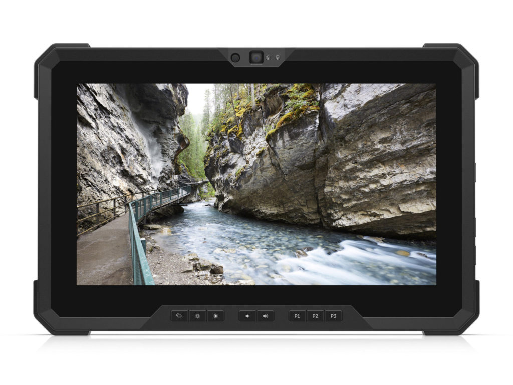 Latitude 12 7000 Series Rugged Extreme Touch Tablet