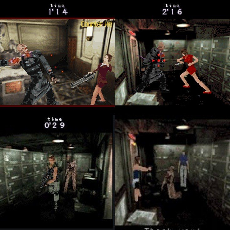 Resident Evil The Missions