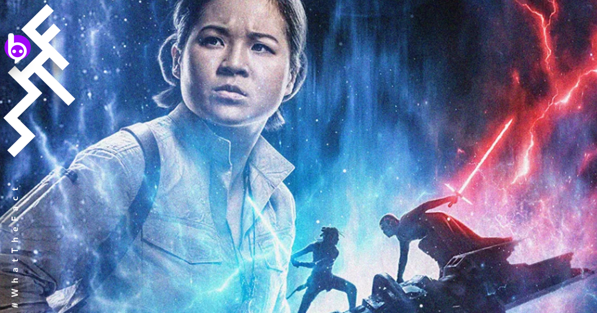 Rose Tico In 'Star Wars: The Rise of Skywalker'