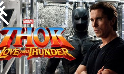 Christian Bale Thor: Love of Thunder