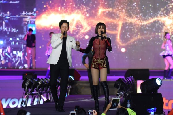 WHAT THE FACT งาน Amazing Thailand Countdown 2020 at ICONSIAM