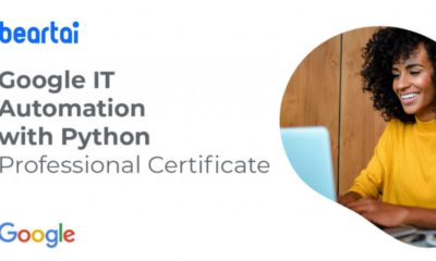 โปรแกรม Google IT Automation With Python Professional Certificate
