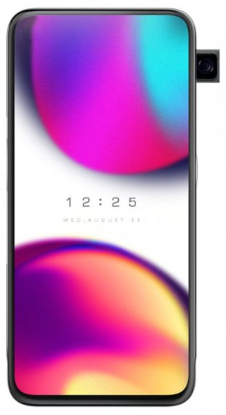 Oppo Side Popup Camera