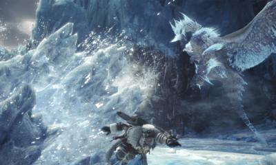 เกม Monster Hunter World: Iceborne