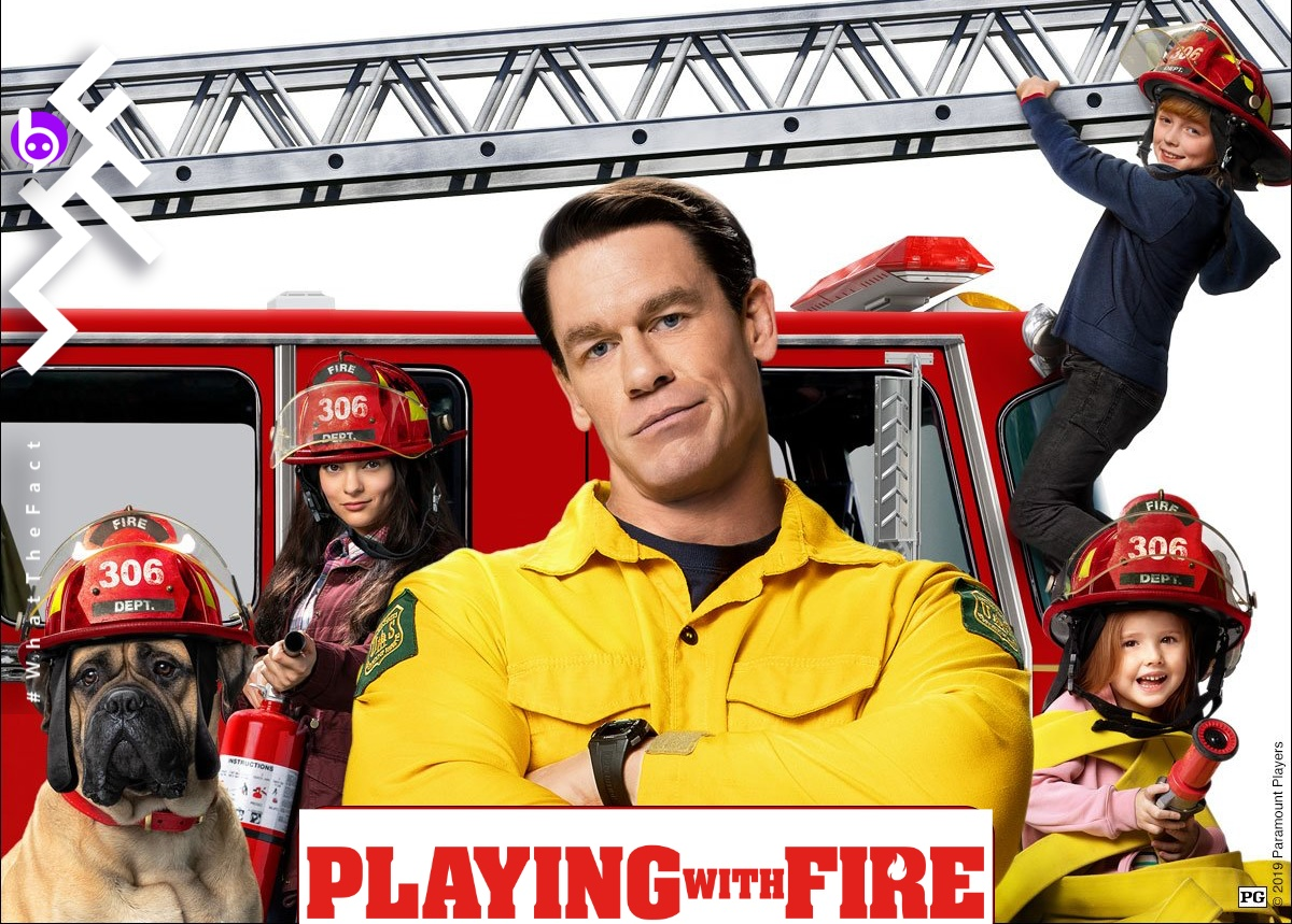 WHAT THE FACT รีวิว Playing With Fire