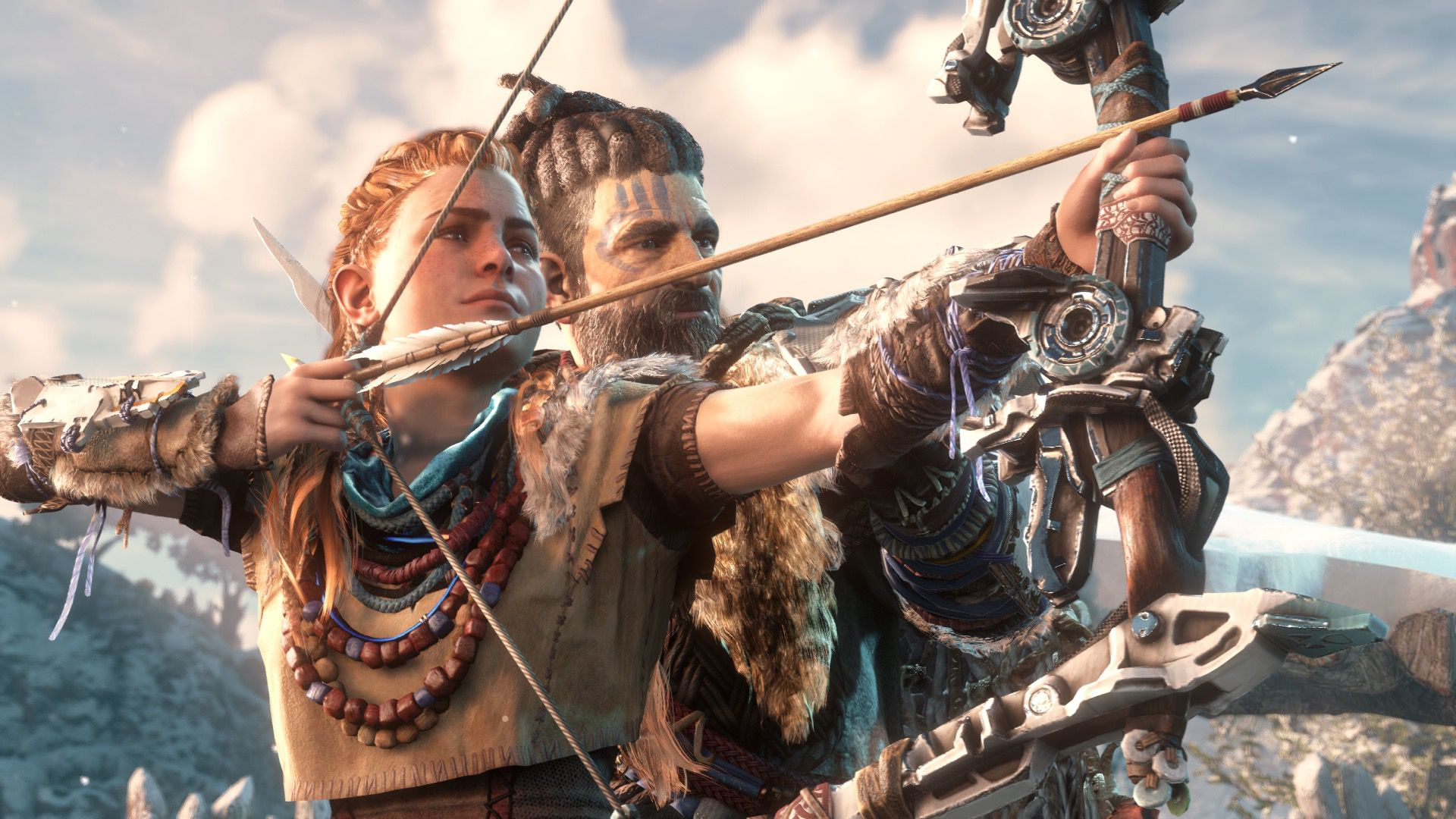 เกม Horizon: Zero Dawn