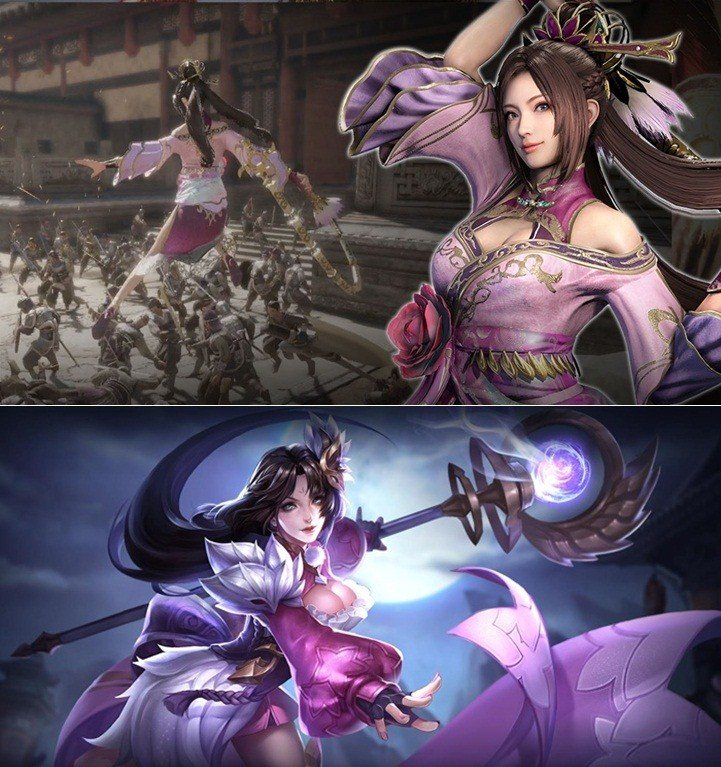Dynasty Warriors, ROV