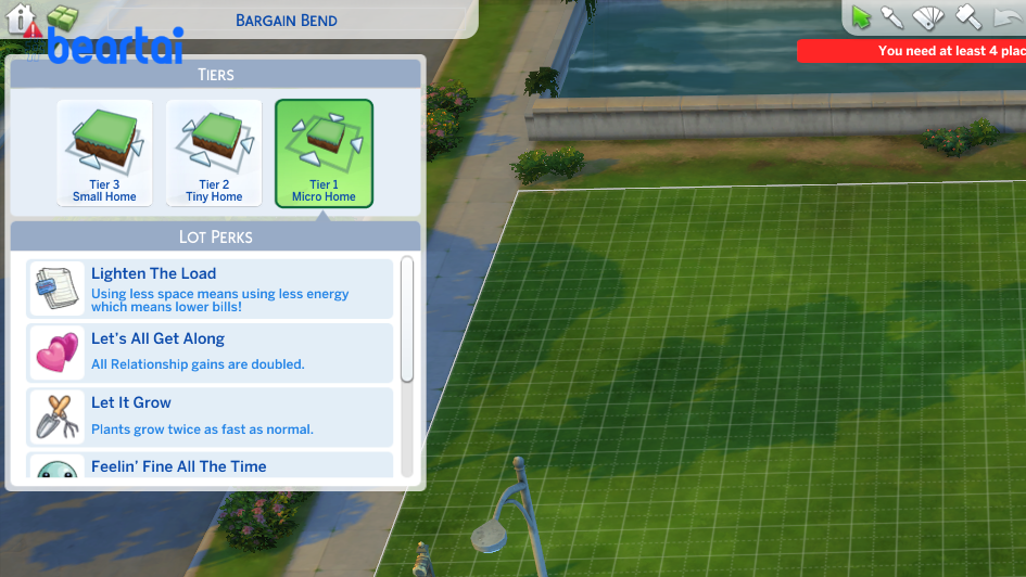 The Sims 4 Tiny Living Stuff Pack