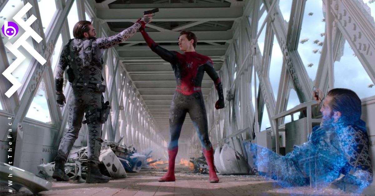Mysterio Spider-Man Far From Home