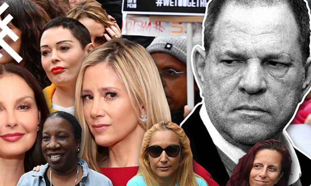 Harvey Weinstein MeToo Sexual Harassment