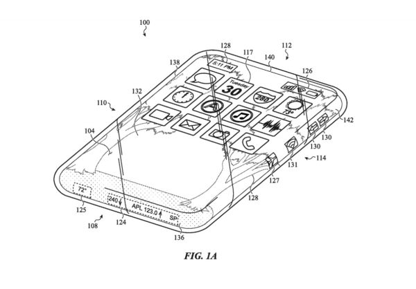 Apple iPhone Patents