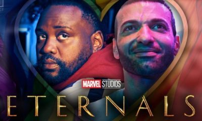 Eternals Gay Couple