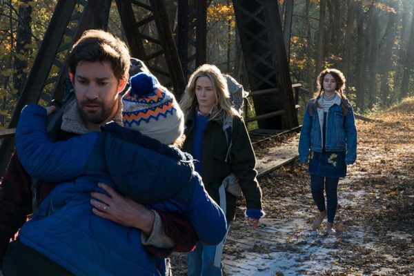 The Quiet Place ภาคแรก ปี 2018