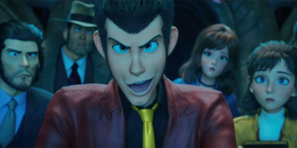 WHAT THE FACT รีวิว Lupin III The First