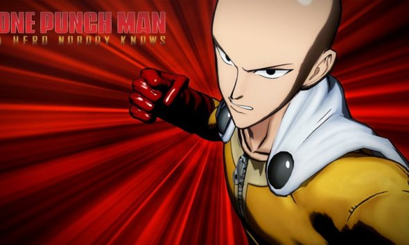 เกม One Punch Man: A Hero Nobody Knows
