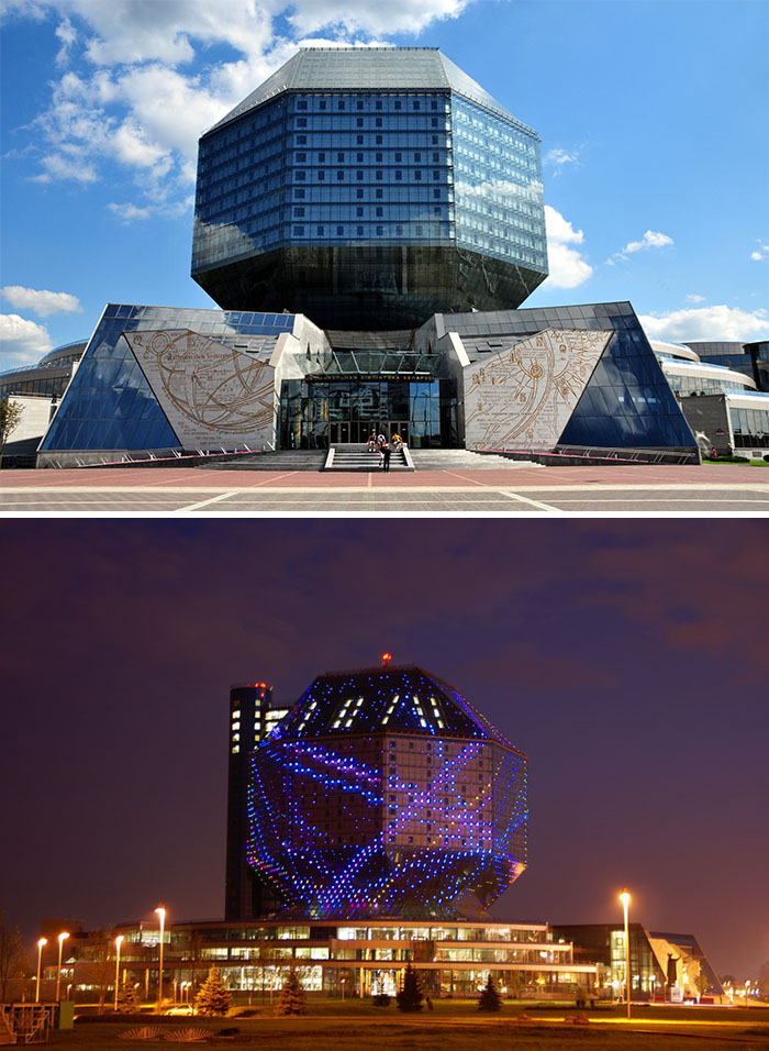 The-National-Library-Of-Belarus