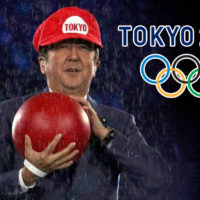 Olympic Shinzo Abe Japan 2020