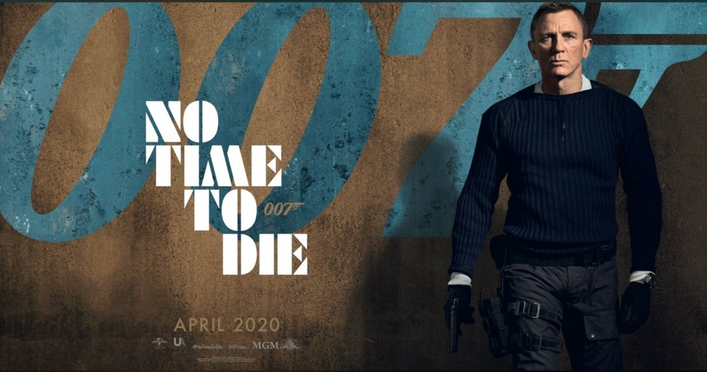 007 no time to die