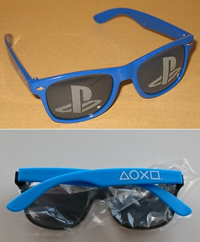 PS4 Gaming Glasses
