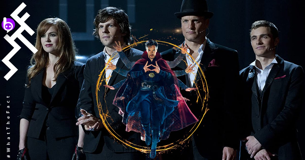 Now You See Me 3 Benedict Cumberbatch Doctor Strange