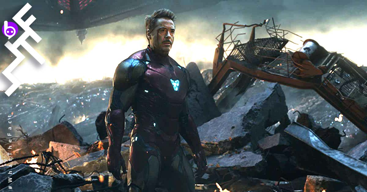 Avengers: Endgame Iron Man Robert Downey Jr. Marvel Studios MCU