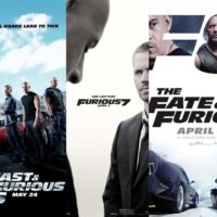 The Fast Saga Fast and Furious Vin Diesel Paul Walker