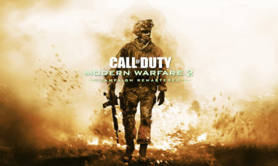 เกม Call of Duty: Modern Warfare 2 Campaign Remastered