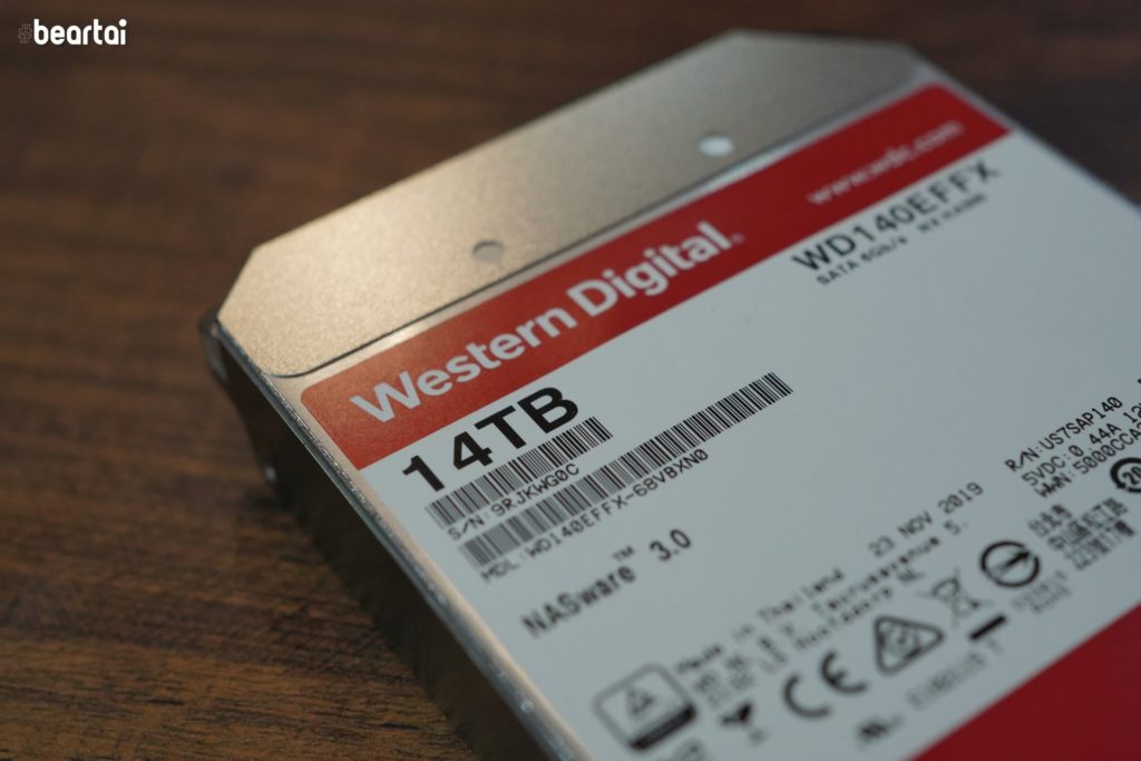 WD Red 14 TB
