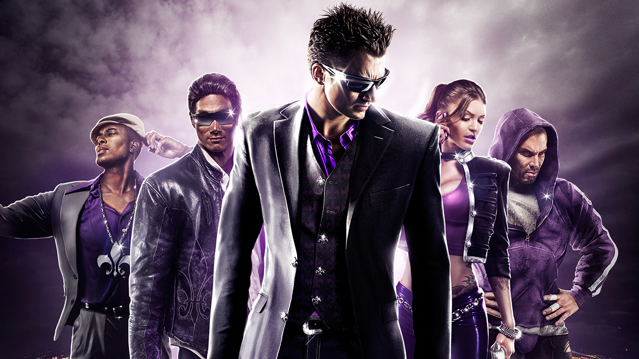 เกม Saints Row: The Third Remastered
