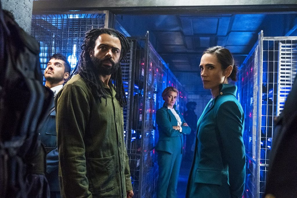 Daveed Diggs และ Jennifer Connelly