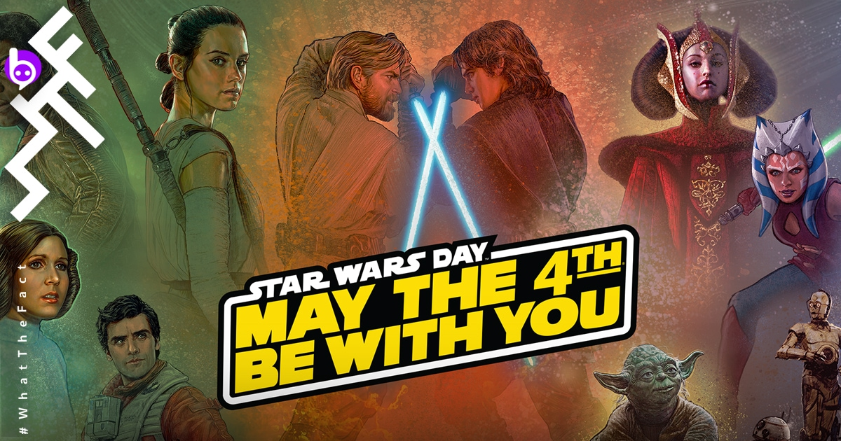 Star Wars: May the Forth Be With You
