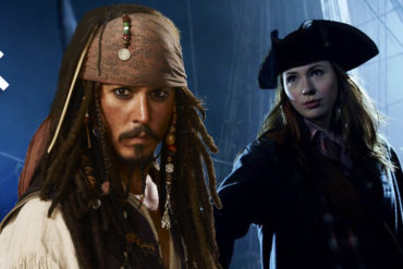 Karen Gillian Pirates of the Caribbean Johnny Depp