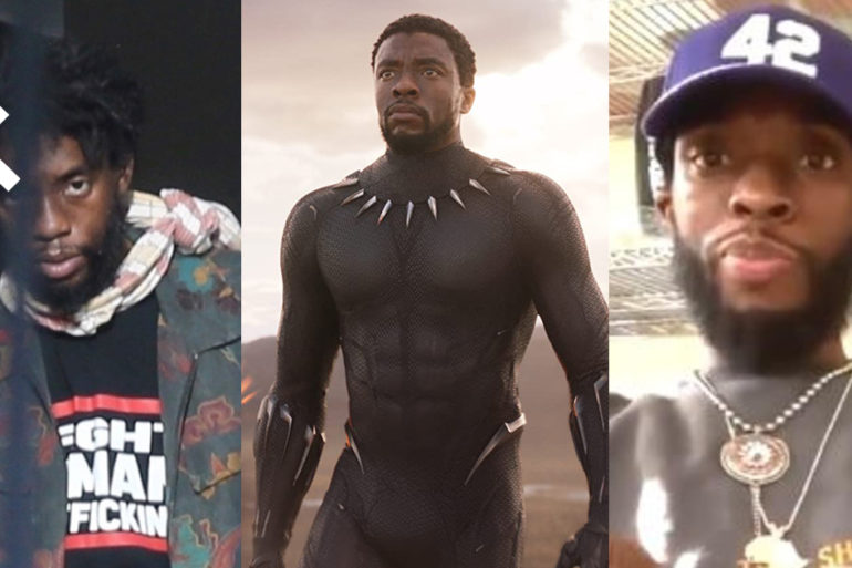 Chadwick Boseman Black Panther Marvel