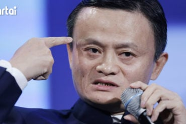Jack Ma SoftBank Group