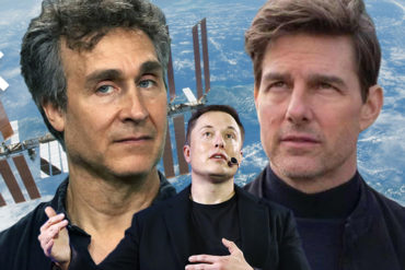 Space Films Tom Cruise Elon Musk NASA Doug Liman