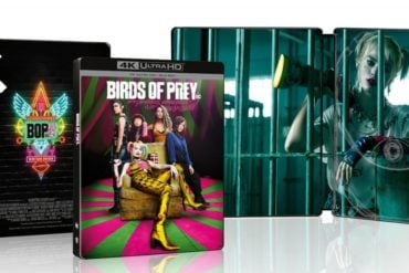 WHAT THE FACT รีวิว แผ่น 4K Birds of Prey
