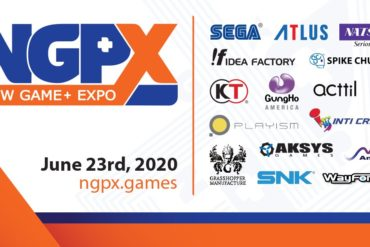 งาน New Game+ Expo